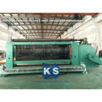Buy cheap Durable Hexagonal Wire Netting Machine Straight and Reverse Twisted Wire Mesh Machinery from wholesalers
