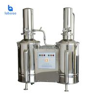 Buy cheap Stainless steel electric water distiller with double distilled 20L product