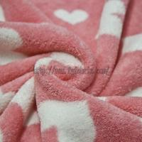 Buy cheap Hot Sale 100% Polyester Coral Fleece Fabric KFE-039 from wholesalers