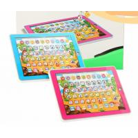 Buy cheap Educational Toys For Children's tablet Comput in language learning Pad for Kids ABC Pad toy with Light from wholesalers