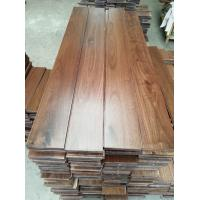 Stained american walnut solid hardwood flooring ab grade for Wood floor quality grades
