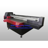 Buy cheap Industrial Aluminum Digital Flatbed Printer , Wide Format Multifunction Printer With Varnish Printing product