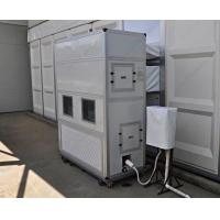 Buy cheap 8 ton packaged cabinet air conditioner for outdoor trade show tent from wholesalers