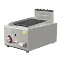 Buy cheap E-RQH-400G Commercial Restaurant Kitchen Equipment Countertop Gas Lava Stone Grill from wholesalers