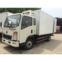 Buy cheap CCC Light Duty Commercial Trucks Refrigerator Freezer Van Box Truck For Meat from wholesalers