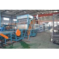 Buy cheap Corrugated Paper Egg Tray Manufacturing Machine 6 - Layers Dryer Drum Type from wholesalers