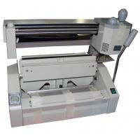 Buy cheap Tabletop Manual Hot Melt Glue Book Binding Machine Wireless For Hard / Soft Covers from wholesalers