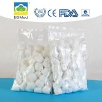 Buy cheap Embroidered Soft Touch Raw Cotton Wool For medical examination from wholesalers