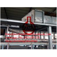 Buy cheap 2 - 60mm Thickness Magnesium Oxide Board Production Line for External Wall Panel Insulation from wholesalers