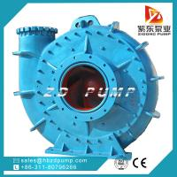 Buy cheap heavy duty WN marine dredging pump river sand suction pump gravel pump from wholesalers