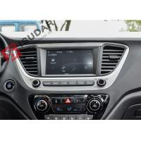 Buy cheap Built In Wifi Pure Android Auto Car Stereo Car Head Unit For Hyundai Solaris Verna 2017 from wholesalers