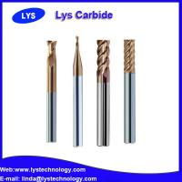 Buy cheap vrious reduced shank end mills and corner rounding end mills etc carbide cutters from wholesalers