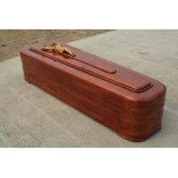 Buy cheap Solid Wood Coffin&Casket S001mi from wholesalers