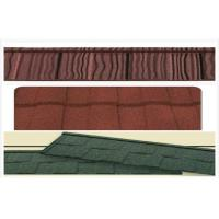 Buy cheap Classic / wave Aluminum Stone Chip Coated Steel Roof Tiles / roofing panel from wholesalers
