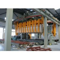 Buy cheap Hydraulic Finished Production Clamp AAC Block Packing Machine / AAC Blocks Plant from wholesalers