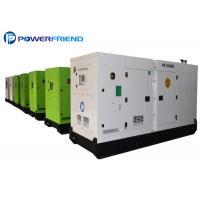 Buy cheap 440kva IVECO Diesel Generator Original Italy Motor Stamford Alternator Soundproof from wholesalers