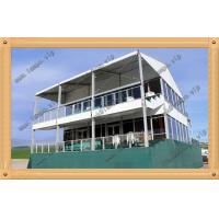 Buy cheap 8m high Two Floor Tent with Thermal Insulation Roof for Industrial Exhibition Hall And Trade Show from wholesalers