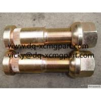 Buy cheap XCMG spare parts Grader parts GR100, GR135, GR165, GR180, GR200, GR215, GR215A axle-bolt-for-grader-grader-use-axle from wholesalers