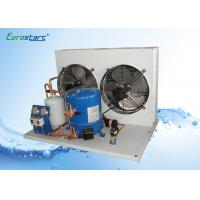 China Low Vibration Cold Room Cooling Unit Cold Storage Refrigeration Units on sale