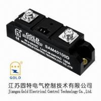 Buy cheap AC single-phase solid-state relay with 4 to 32V DC product