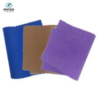 Buy cheap Customized Crystal Pvc Floor Mat Roll Easy Clean 1200*900*5mm Custom Tailor from wholesalers