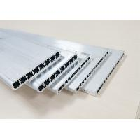Buy cheap Flexible Battery Pack Aluminum Radiator Parts Extrusion Micro Channel Tube from wholesalers