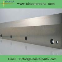Buy cheap Guillotine knife for paper industry from wholesalers