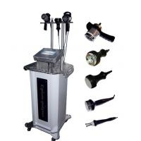 Buy cheap 2 MHz Vacuum Bipolar RF Ultrasonic Cavitation Liposuction Slimming Machine from wholesalers