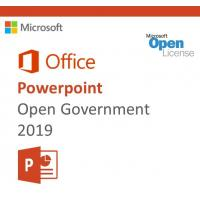 Buy cheap 1 Installation Microsoft Office 2019 Product Key Support Windows 10 Operating Systems from wholesalers