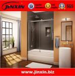 Buy cheap Stainless steel sliding glass door shower doors interior doors from wholesalers