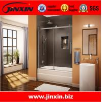 Buy cheap Stainless steel sliding glass door shower doors interior doors from wholesalers