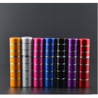 Buy cheap Supply 5ml aluminum coil perfume atomizer Aluminum perfume Glass bottles product