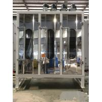 Buy cheap max glass size 2m x2.5m   blue and black colour insulating glass machine with CE & SGS certification from wholesalers