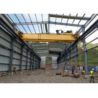 Buy cheap Precast design light steel structure building prefabricated steel structure warehouse from wholesalers