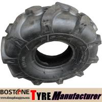 Buy cheap BOSTONE good quality 3.50-4-4PR R1 TT type micro farming machine tyres and wheels rotary tillers tires for sale from wholesalers