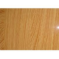Buy cheap Textured Pattern Pvc Film Interior Colored Laminating Film For MDF Skin from wholesalers