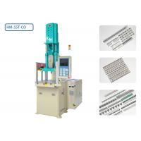 Buy cheap Connector Molding Machine 16 Cavities / Vertical Industrial Injection Molding Machine from wholesalers