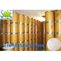 Buy cheap Transglutaminase Enzyme / Food Grade Glutamine Peptide Powder 1,000u/g Szym-TG1000FO from wholesalers