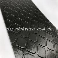 Buy cheap Eco - Friendly Soft Anti Slip PVC Vinyl Floor Mats For Public Area from wholesalers