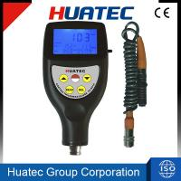 Buy cheap 4 digits LCD Coating thickness gauge TG-8010 for coating inspection, paint inspection from wholesalers