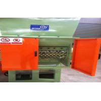 Buy cheap Plastic Bag Single Shaft Shredder , Industrial Shredding Machines from wholesalers