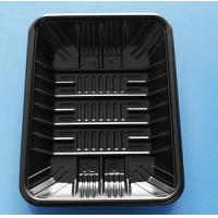 Buy cheap PP Disposable Plastic packaging tray for food frozen tray dumpling tray from wholesalers