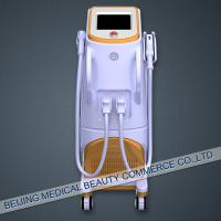 Buy cheap IPL Diode Laser Hair Removal Machine 2 In 1 , E Light Hair Removal from wholesalers