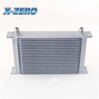 Buy cheap Durable Racing Automotive Oil Coolers 25 Row For Modified Street Vehicles from wholesalers