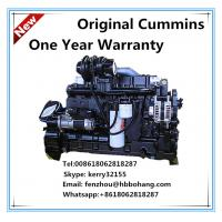 Buy cheap backhoe loader motor Dongfeng Cummins 6CTA8.3-C215 from wholesalers