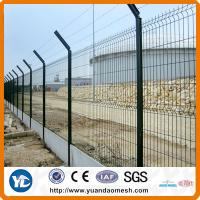 Buy cheap garden border fence for sale from wholesalers