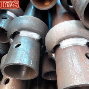 Buy cheap Façade Scaffolding Cuplock Cuplok System Vertical Standards product
