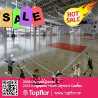 China waterproof anti slip portable tennis court sports flooring on sale