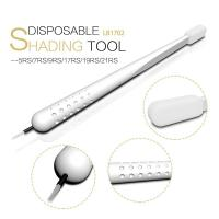 Buy cheap Disposable Shading Microblading Tools Permanent Makeup Accessories Eyebrow Tattoo Pen from wholesalers
