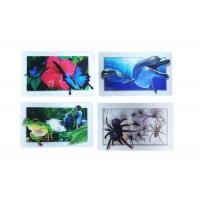 Buy cheap Customized 3D Fridge Magnets Size 7x11cm Or 7x9cm CMYK 4 Colors Printing from wholesalers